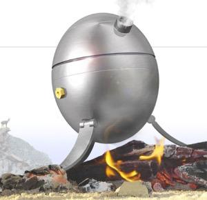 Mocca Pearl's Campfire Coffee Grenade